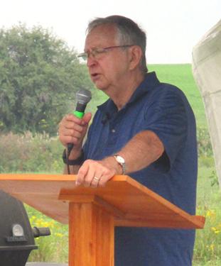 Chaplain Ken Carter