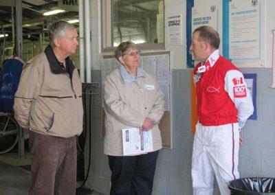 Ken, Lee and Dan Clements